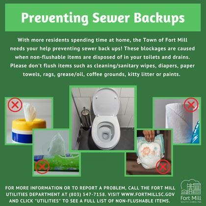 Preventing Sewer Backups