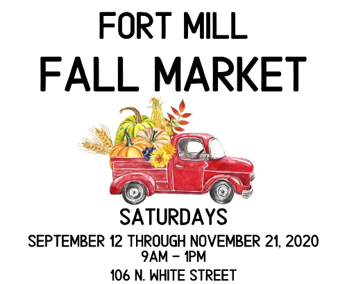 Fort Mill Fall Market New Hours FB