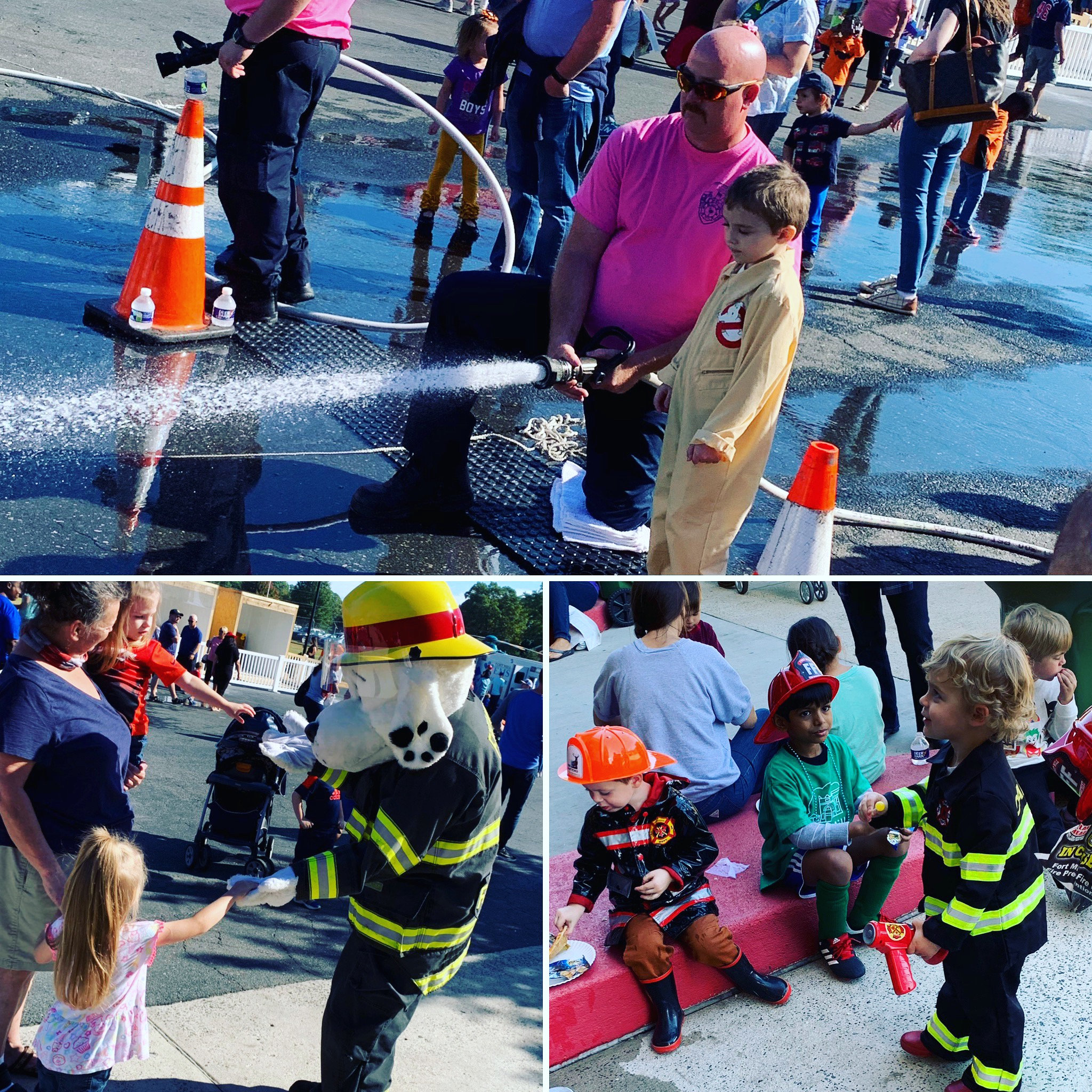Fort Mill Fire Department Open House- Oct. 2019